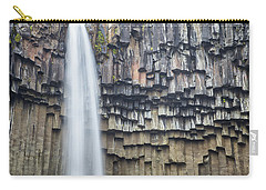 Svartifoss Portrait Iceland Carry-all Pouch