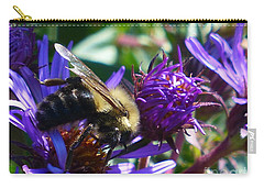 Carry-all Pouch featuring the photograph Sweet Harvest by Rosanne Licciardi