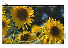 Sweet Sunflowers Carry-all Pouch