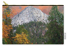 Tahquitz Peak - Lily Rock Painted Version Carry-all Pouch