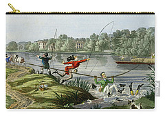 Taking A Fly Carry-all Pouch