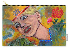 Taking Back Your Crown Carry-all Pouch