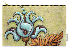 Tapestry Flower 2 Carry-all Pouch
