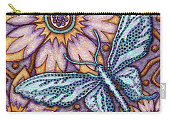 Tapestry Butterfly Carry-all Pouch