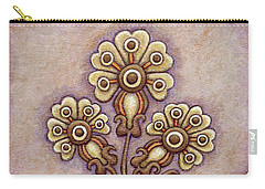 Tapestry Flower 4 Carry-all Pouch