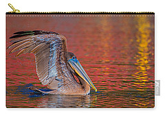 Tchefuncte Pelican Carry-all Pouch