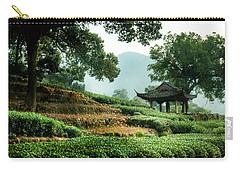 Tea Plantation Carry-all Pouch