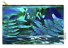 Teal Dreaming  Carry-all Pouch
