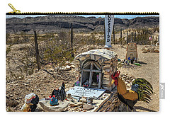Terlingua Grave Carry-all Pouch