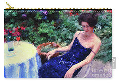 The Blue Dress Carry-all Pouch