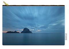 The Blue Hour In Es Vedra, Ibiza Carry-all Pouch