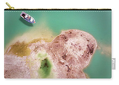 Carry-all Pouch featuring the photograph The Boat by Okan YILMAZ