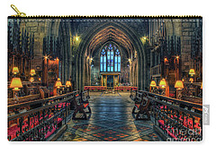 The Cathedral Church Of Saints Asaph And Cyndeym Carry-all Pouch