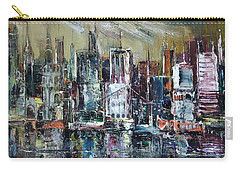 The City Awakens Carry-all Pouch