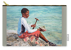 The Conch Boy Carry-all Pouch