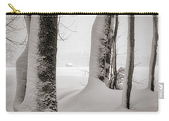 Carry-all Pouch featuring the photograph The Conspiracy by Edmund Nagele