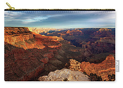 Carry-all Pouch featuring the photograph The Dawn Of A New Day by Rick Furmanek