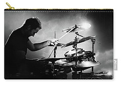 Rock And Roll Drummer Carry-All Pouches