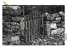 The Garden Entrance Carry-all Pouch