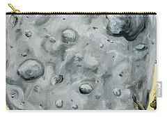 Carry-all Pouch featuring the painting The Gift Of Fire by Ryan Demaree