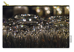 Carry-all Pouch featuring the photograph The Gleam In Her Eye by Alex Lapidus
