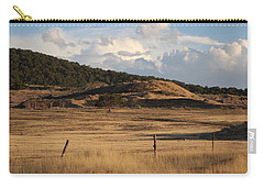 The Golden Hour In Utah Carry-all Pouch