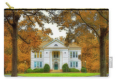 The Hoge Building At Berry College Carry-all Pouch