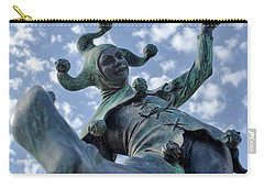 The Jester In Stratford Carry-all Pouch