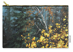 The Jewels Of Autumn Carry-all Pouch