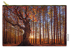 The King Of The Trees Carry-all Pouch