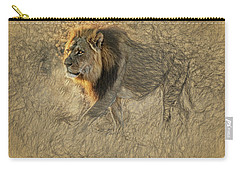 The King Stalks Carry-all Pouch