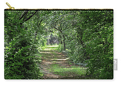Carry-all Pouch featuring the photograph The Light Beyond by Dale Kincaid