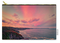 The Lizard Point Sunset Carry-all Pouch