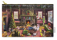 The Micey Christmas Heisty Carry-all Pouch