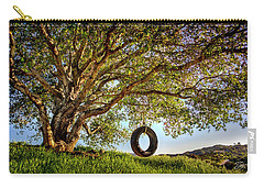The Old Tire Swing Carry-all Pouch