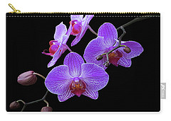 The Orchids Carry-all Pouch