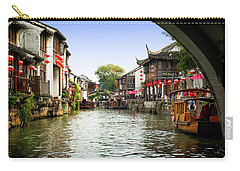 The Oriental Venice Carry-all Pouch