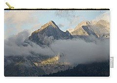 Carry-all Pouch featuring the photograph The Ossau Valley  by Stephen Taylor