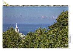 The Painted Church Carry-all Pouch