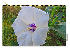 The Perfect Flower - Sacred Datura Carry-all Pouch