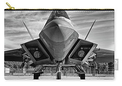 The Raptor Waits Carry-all Pouch