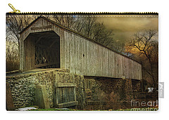 The Schofield Ford Covered Bridge Carry-all Pouch