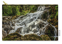 The Springs In It's Summer Green, Big Hill Springs Provincial Re Carry-all Pouch