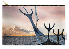 The Sun Voyager #1 Carry-all Pouch