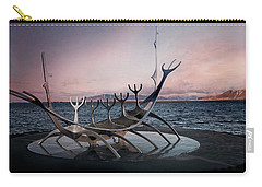 The Sun Voyager #2 Carry-all Pouch