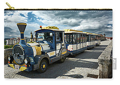 The Touristic Train Of Ourense Carry-all Pouch
