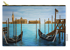 The Venetian Phoenix Carry-all Pouch