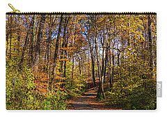 The Yellow Road Carry-all Pouch