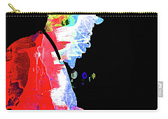 Thelonious Watercolor II Carry-all Pouch