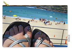 Thongs On Bondi 2 Carry-all Pouch